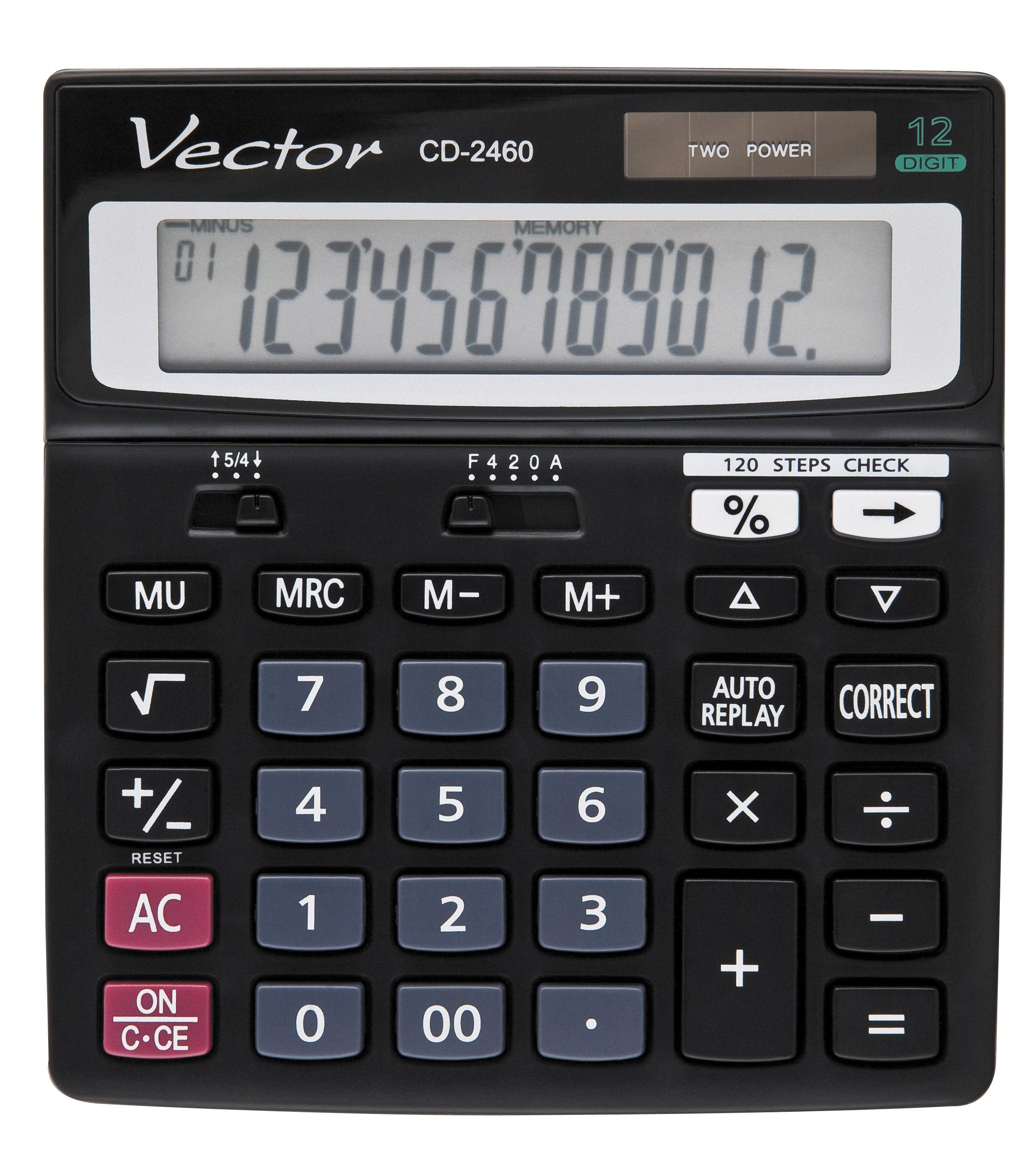 Cd calculator